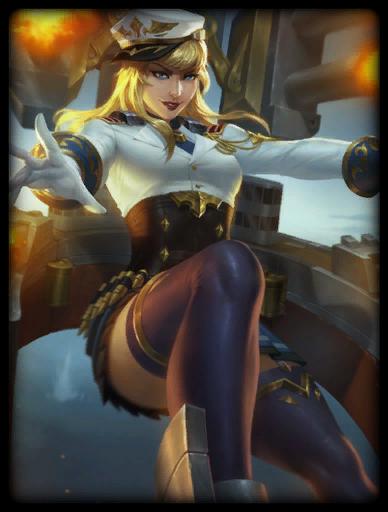 Battleship Heaven Skin card