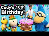 Cody's 10th Birthday!