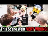 😱 This Scene Went VERY WRONG!!! 😱