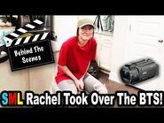 SML Rachel Took Over The BTS!