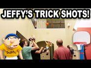 JEFFY'S TRICK SHOTS!!!