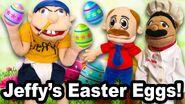 Jeffy's Easter Eggs