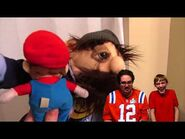Logan Reacts- Mario's Hobo Problem