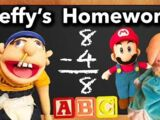 Jeffy's Homework!