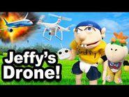 SML Movie- Jeffy's Drone -REUPLOADED-