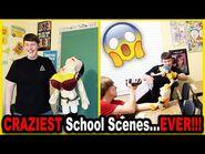 CRAZIEST School Scenes..