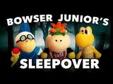 Bowser Junior's Sleepover