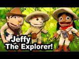 Jeffy The Explorer!
