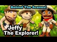 SML Movie- Jeffy The Explorer! BTS!