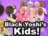 Black Yoshi's Kids