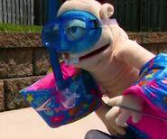 Swimming Look