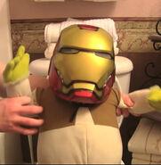 Iron Shrek