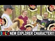 SML's NEW EXPLORER CHARACTER!!!