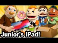 SML Movie- Junior's iPad!