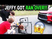 😱_JEFFY_GOT_RAN_OVER!!!_😱_*BTS*