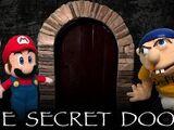The Secret Door!