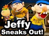 Jeffy Sneaks Out!