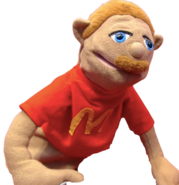 McDonalds Brooklyn Guy