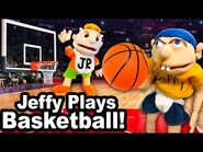 SML Movie- Jeffy Plays Basketball!