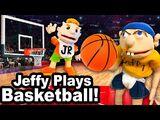 Jeffy Plays Basketball!