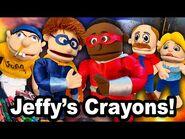 SML Movie- Jeffy's Crayons!