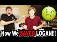 How We SAVED Logan!!!