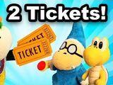 2 Tickets!