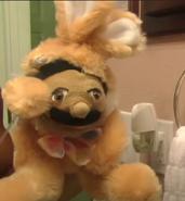 Bunny Chef pee pee