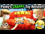 Pooby's CRAPPY Toy Review!!!