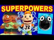 SML Movie- SuperPowers