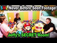 SML Never Before Seen Footage! - Jeffy's SECRET Room! -
