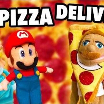 The Pizza Delivery Supermariologan Wiki Fandom Mario and rosalina get hungry while watching tv, so they order a pizza! the pizza delivery supermariologan