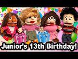 Junior's 13th Birthday!