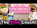 The Pink Couch!