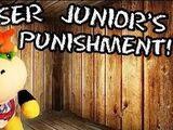Bowser Junior's Punishment!