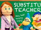 Substitute Teacher!