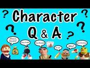 CHARACTER Q&A!!! (Jeffy, Goodman, Shrek, Black Yoshi, Jackie Chu)