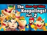 The Koopalings! Part 2
