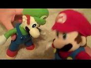 Mario and Luigi's stupid and dumb adventures