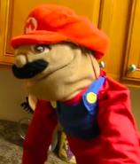 Mario Chef Pee Pee