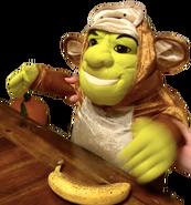 Monkey Shrek
