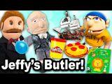 Jeffy's Butler!