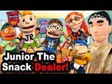 Junior The Snack Dealer!