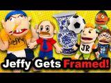 Jeffy Gets Framed!