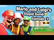 Mario and Luigi's Stupid and Dumb Adventures Season 3 Episode 3 -REUPLOADED-