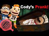 Cody's Prank!
