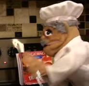 Old chef pee pee