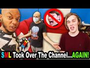 SML Took Over The Channel..