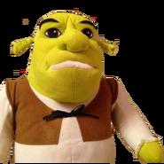 Sad Shrek