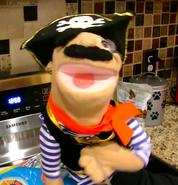 Pirate Pee Pee